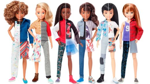 Mattel just launched a line of gender-neutral dolls
