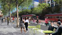 San Francisco is radically redesigning a major street to get rid of cars