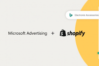 Shopify Marketing Partners With Microsoft Advertising