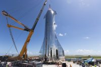 SpaceX's Starship halves comes together ahead of a big event