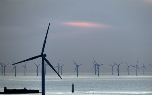The UK likely got more power from renewables than fossil fuels last quarter