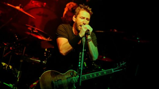 This is how Nickelback reminds Trump what he really is (an unpopular president)