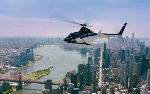 Uber Copter's $200 trips to JFK will be available to everyone October 7th