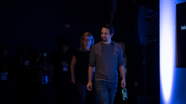 Lin-Manuel Miranda has a surprisingly personal reason for opening a bookstore in the age of Amazon   DeviceDaily.com