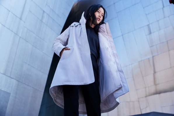 The 6 most innovative winter coats of 2019   DeviceDaily.com