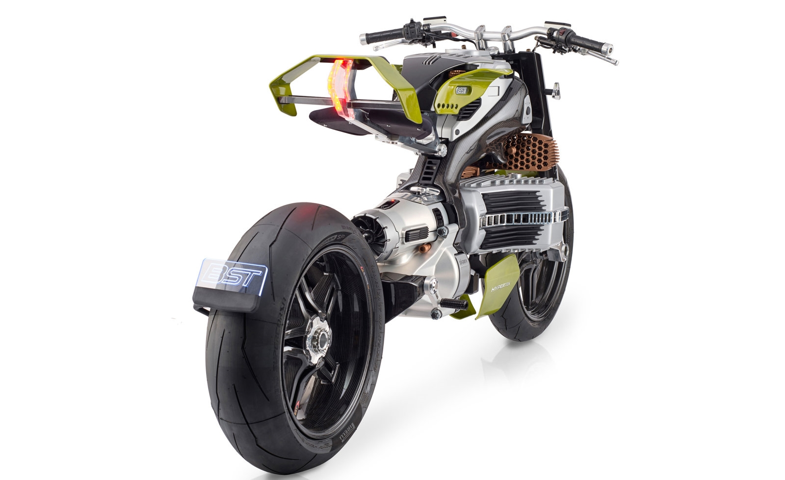 Blackstone HyperTek electric motorcycle smashes all molds | DeviceDaily.com