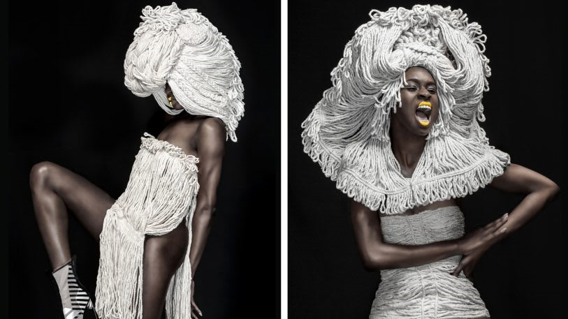 Finalist photos for America's top hairstyling prize are completely transfixing   DeviceDaily.com
