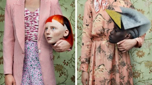 Finalist photos for America's top hairstyling prize are completely transfixing