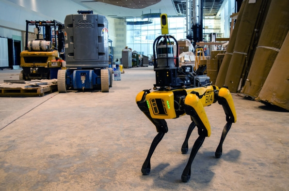 The robotic pooch from Boston Dynamics' viral videos is ready for real work | DeviceDaily.com