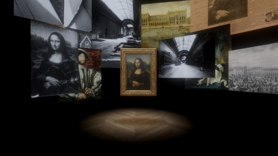 Did the world really need the 'Mona Lisa' in 3D VR? | DeviceDaily.com