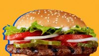 A vegan is suing Burger King because its Impossible Whoppers are meat adjacent