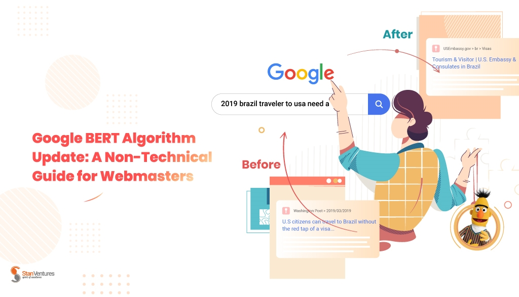 BERT: A Look At Google's Latest Algorithm Update | DeviceDaily.com
