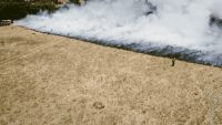 Could a network of sensors give first responders more time to control wildfires?