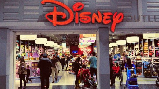 Disney Store is the latest retailer hit with an ADA lawsuit over Braille gift cards