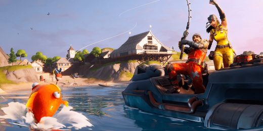 Epic extends the current 'Fortnite' season to focus on holiday updates