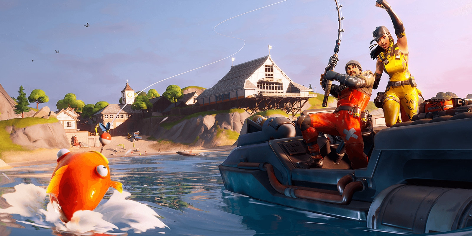 Epic extends the current 'Fortnite' season to focus on holiday updates | DeviceDaily.com