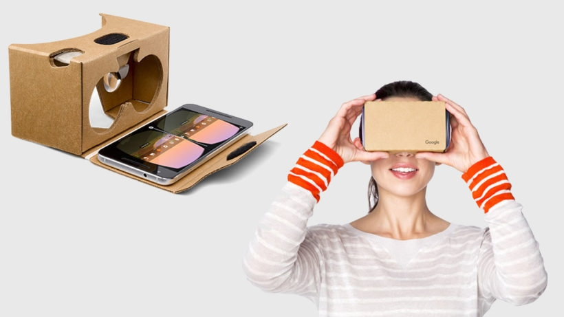 Google Open-Sources Its Cardboard Augmented Reality Project | DeviceDaily.com