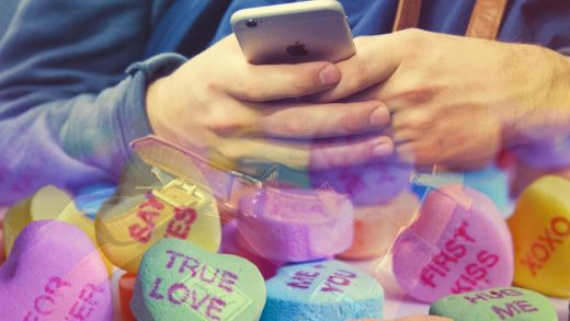 Here's why thousands of people just received a text from Valentine's Day