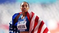 How Allyson Felix's mental game helped her beat Usain Bolt's record