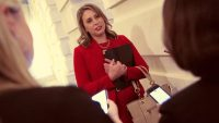 'I'm leaving because of a misogynistic culture': Watch Katie Hill's goodbye speech to Congress