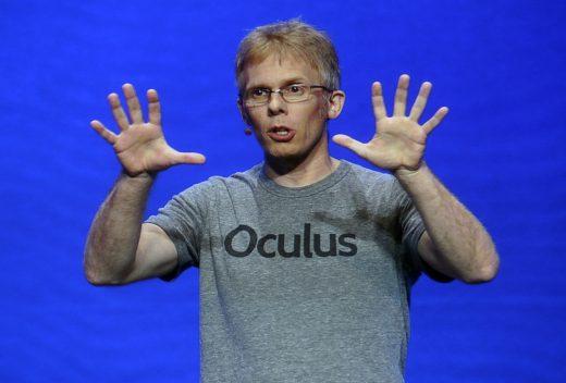 John Carmack takes a step back at Oculus to work on human-like AI