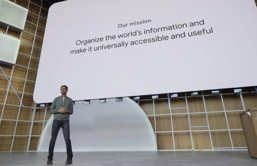 Leaked audio captures Sundar Pichai discussing leaks at Google