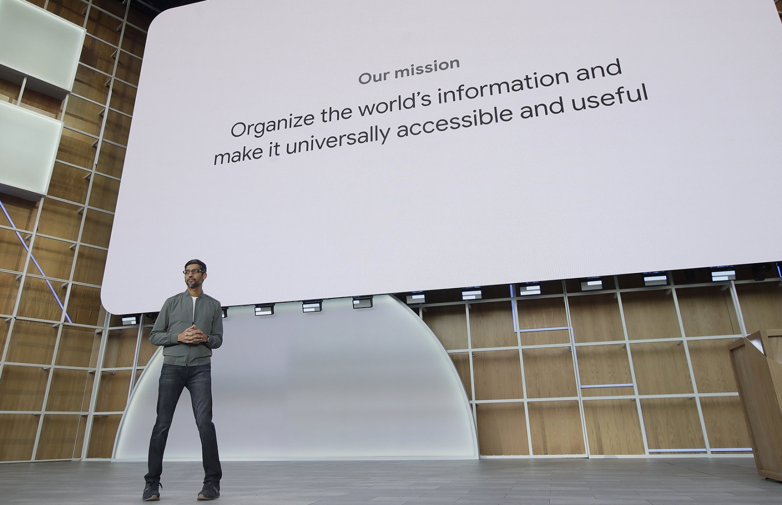 Leaked audio captures Sundar Pichai discussing leaks at Google | DeviceDaily.com