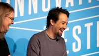 Lin-Manuel Miranda has a surprisingly personal reason for opening a bookstore in the age of Amazon