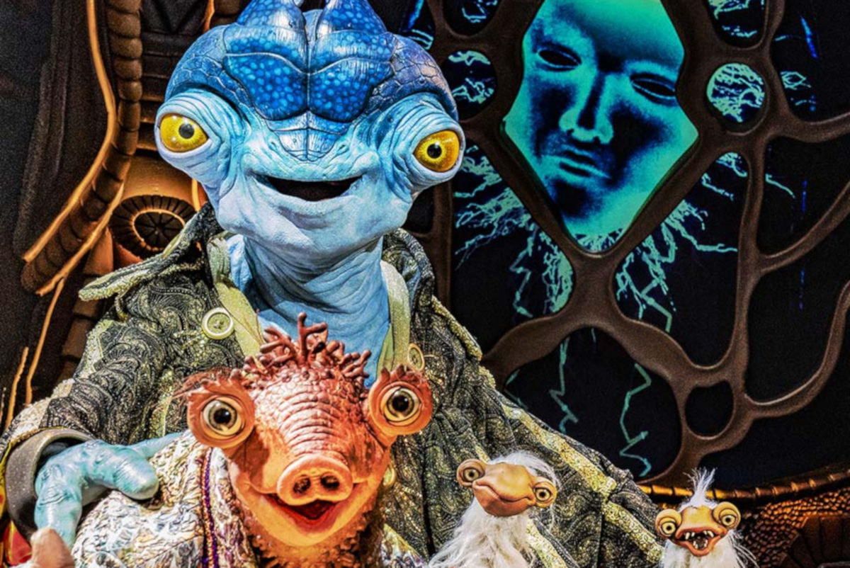 New Disney+ talk show will be hosted by a Jim Henson alien puppet | DeviceDaily.com