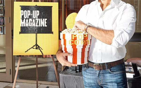 Pop Up Magazine's Live Show Offers More Brand Installations, Theme | DeviceDaily.com