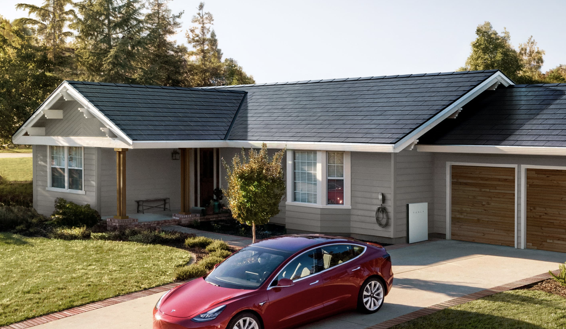 Tesla unveils its easier to install Solar Roof | DeviceDaily.com