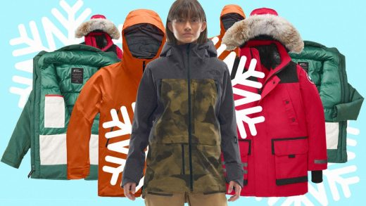 The 6 most innovative winter coats of 2019