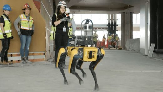 The robotic pooch from Boston Dynamics' viral videos is ready for real work