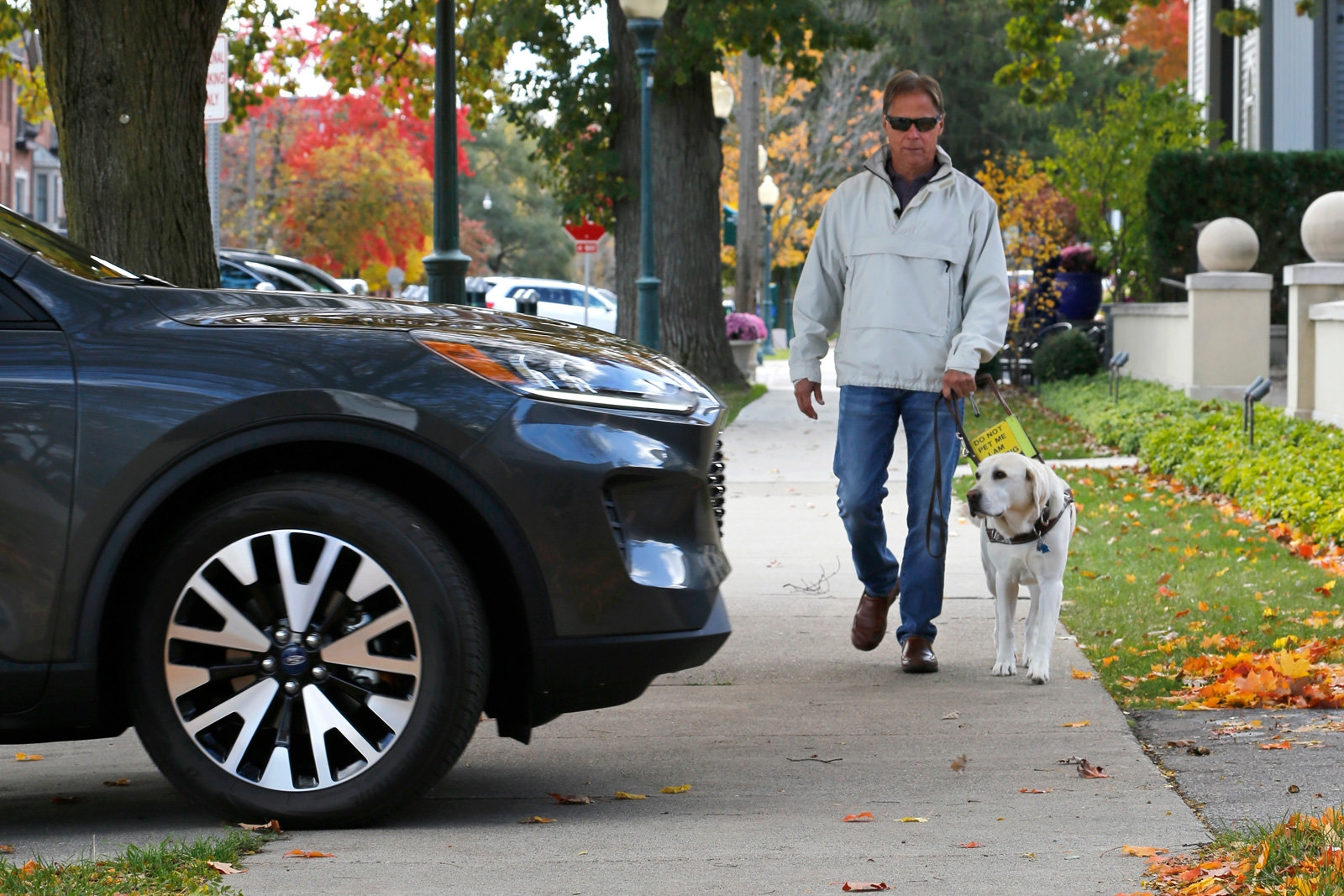 This 'O-29' hum is the sound of Ford's new hybrid SUVs | DeviceDaily.com