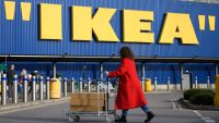 Virgil Abloh just gave Ikea a new logo