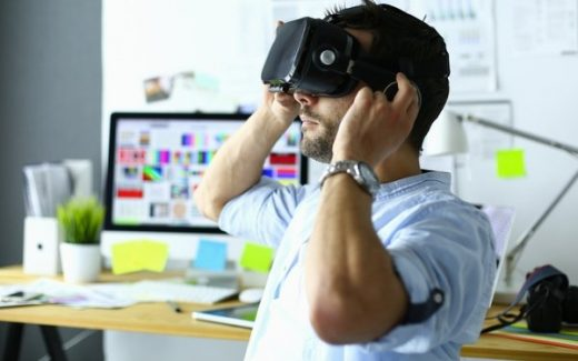 Virtual, Augmented Reality Startups Valued At $45 Billion