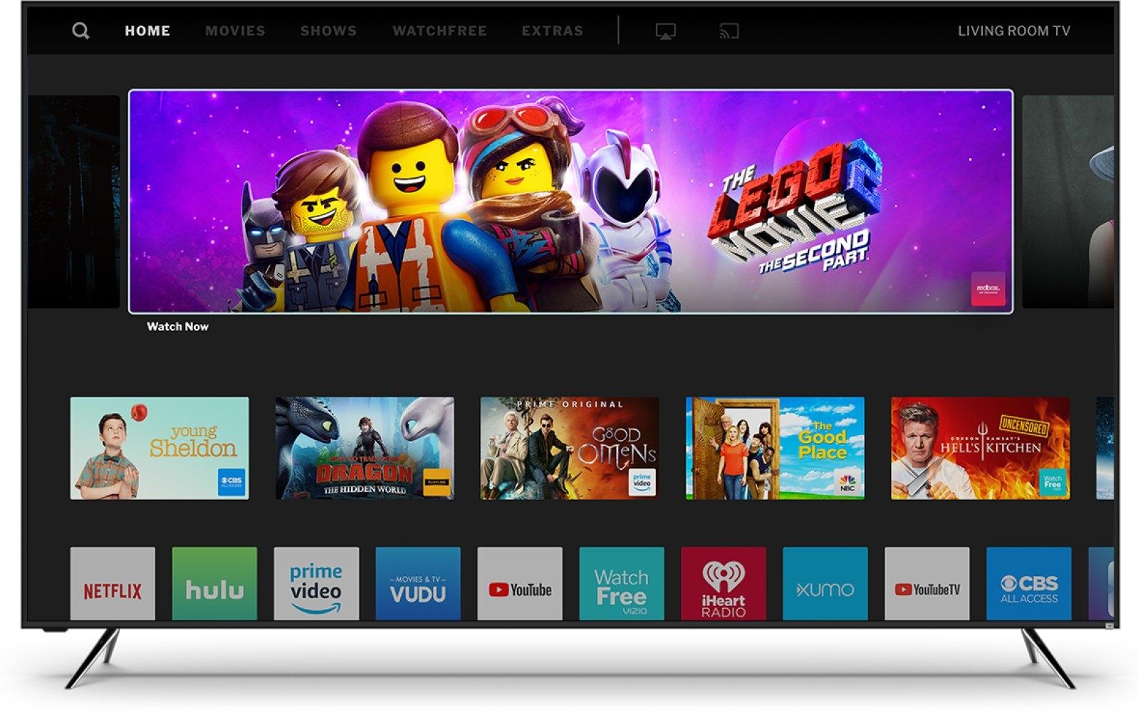 Vizio is updating SmartCast TVs to stream Disney+ via Chromecast   DeviceDaily.com