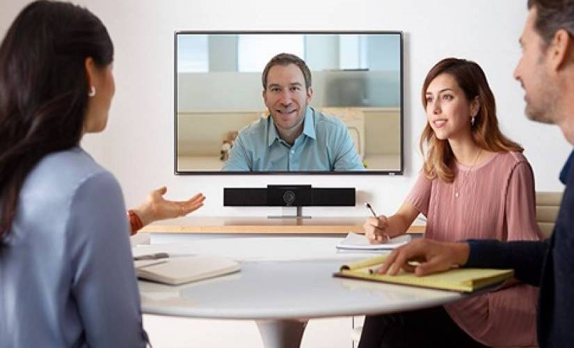 Polycom Poly Studio: A Powerful All-in-One Video Conference Camera and Sound Bar System | DeviceDaily.com