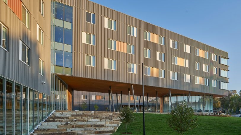 America's largest timber building is complete, and it may be the future of construction | DeviceDaily.com