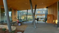 America's largest timber building is complete, and it may be the future of construction