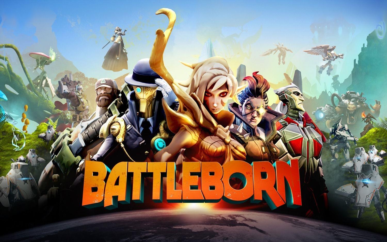 2K plans 'Battleborn' shutdown, yanks the game from digital shelves   DeviceDaily.com