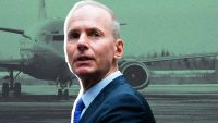 Boeing's deadly and fiscally disastrous year ends with an ousted CEO and halted stock