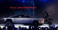 Elon Musk confirms Tesla's 'Cyberquad' as a Cybertruck accessory