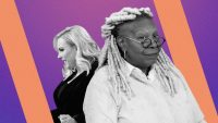 'Girl, please stop talking': Whoopi Goldberg shuts down Meghan McCain on 'The View'