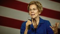 Here's how Elizabeth Warren plans to save gig workers