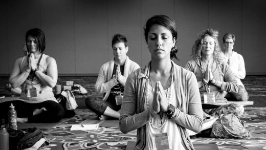 How to get skeptical employees to try group meditation