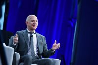 Jeff Bezos: US is in 'big trouble' if Big Tech rejects military contracts