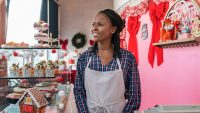Khalilah Joi on the power of the Christmas movie and why she made 'Baking Christmas'