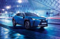Lexus unveils its first production EV, but it's not for the US