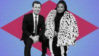 Lizzo met Mayor Pete, and Twitter went wild over their awkward photo